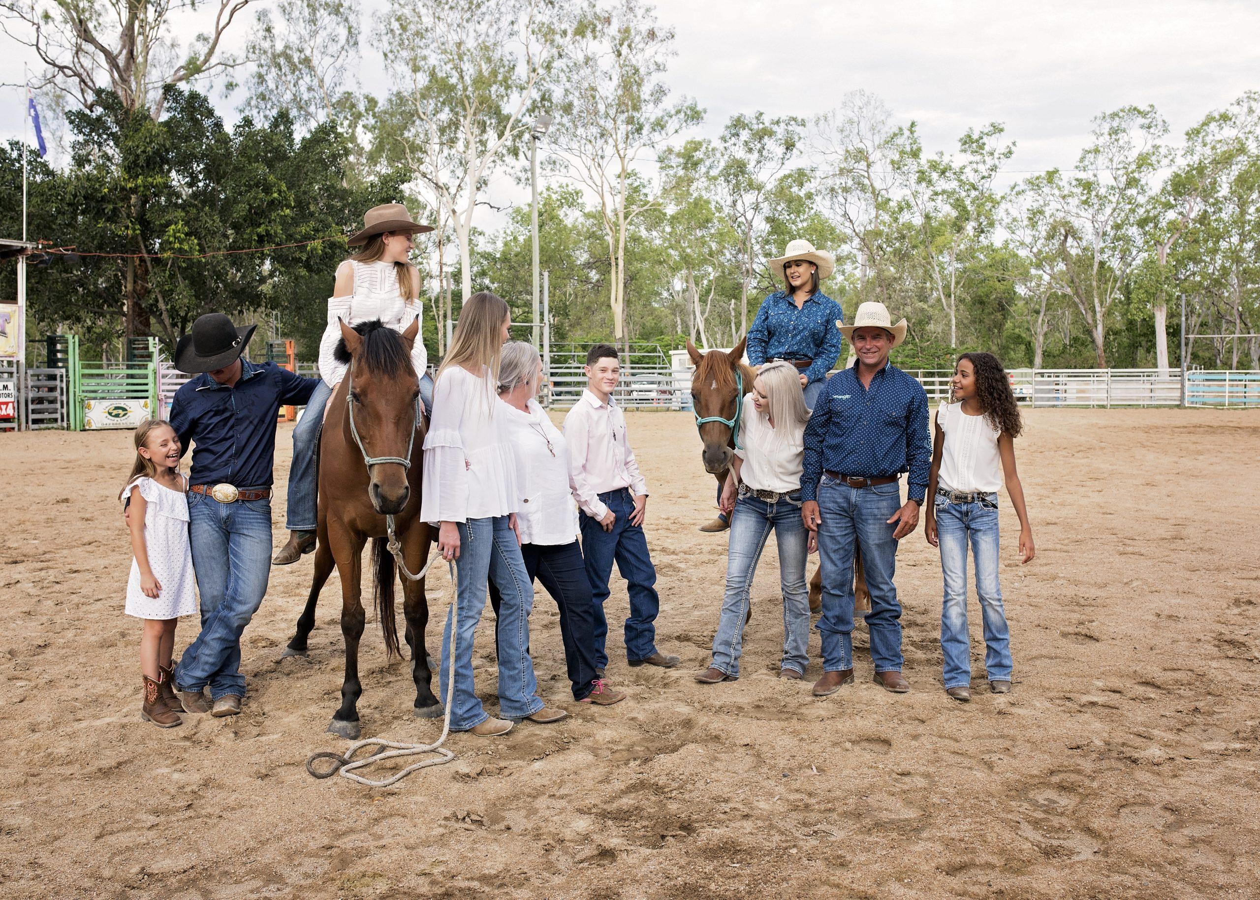 The Baird Family