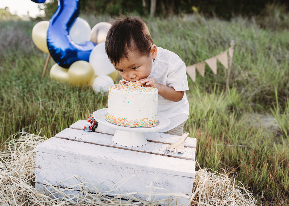 Baby's first Cake Smash